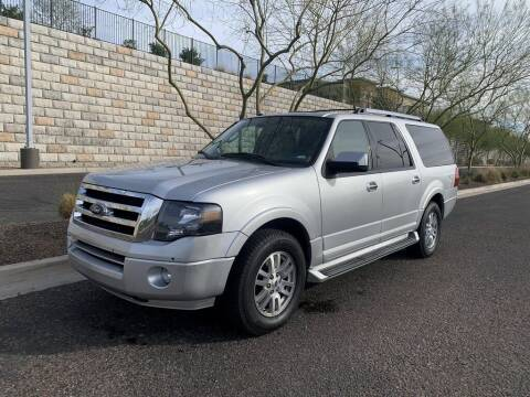 2012 Ford Expedition EL for sale at AUTO HOUSE TEMPE in Tempe AZ