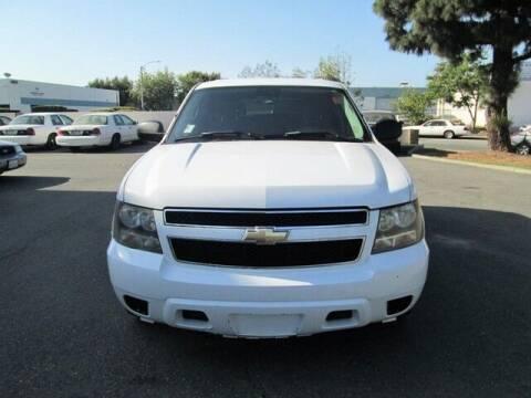 2007 Chevrolet Tahoe for sale at Wild Rose Motors Ltd. in Anaheim CA