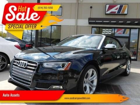 2017 Audi S5 for sale at Auto Assets in Powell OH