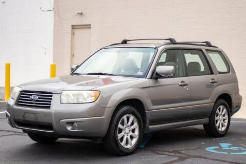 2006 Subaru Forester for sale at Carland Auto Sales INC. in Portsmouth VA
