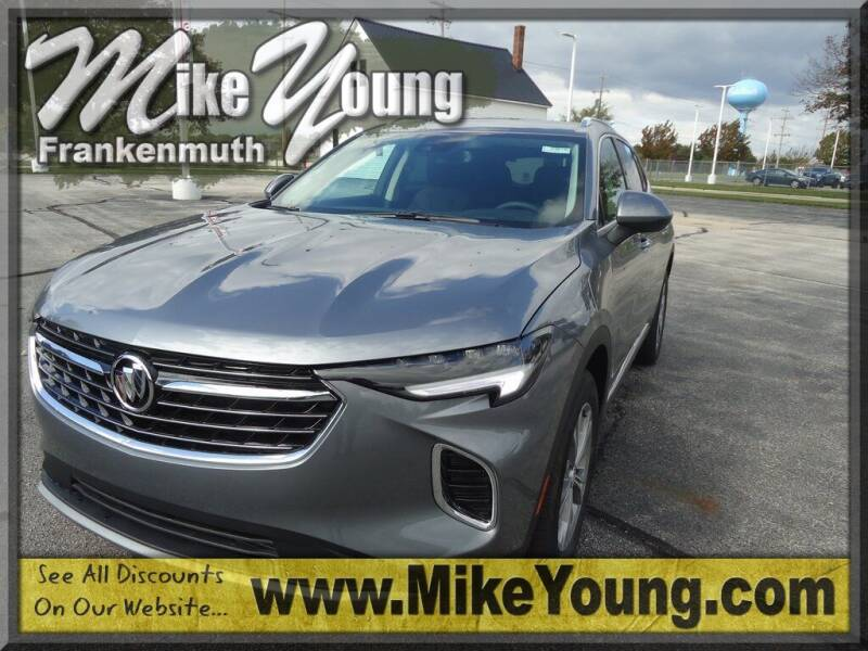 2022 Buick Envision for sale in Frankenmuth, MI