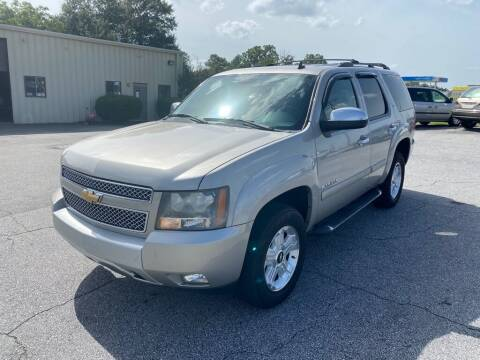 2007 Chevrolet Tahoe for sale at Brewster Used Cars in Anderson SC
