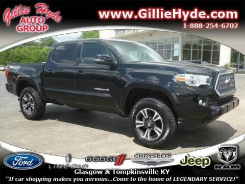 2018 Toyota Tacoma for sale at Gillie Hyde Auto Group in Glasgow KY