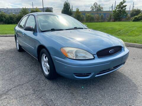 2005 Ford Taurus for sale at Pristine Auto Group in Bloomfield NJ