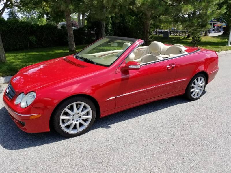 2007 Mercedes-Benz CLK for sale at Plum Auto Works Inc in Newburyport MA
