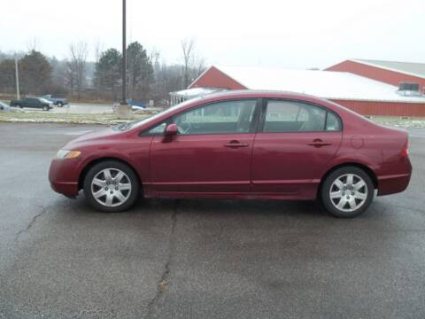 2008 Honda Civic for sale at Rt. 44 Auto Sales in Chardon OH