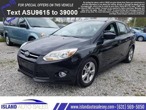 2012 Ford Focus for sale at Island Auto Sales in East Patchogue NY
