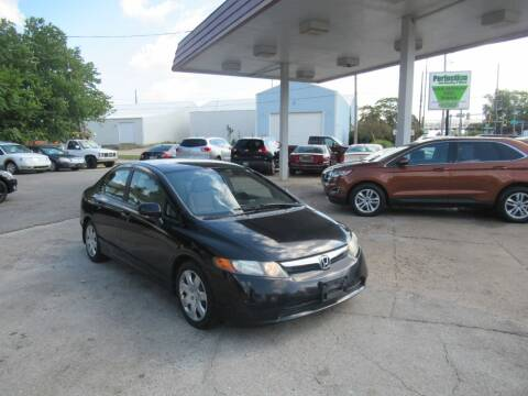 2007 Honda Civic for sale at Perfection Auto Detailing & Wheels in Bloomington IL