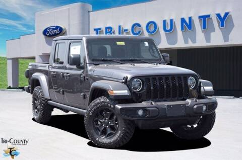 2021 Jeep Gladiator for sale at TRI-COUNTY FORD in Mabank TX