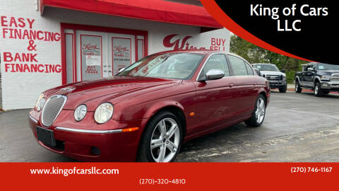 2008 Jaguar S-Type for sale at King of Cars LLC in Bowling Green KY