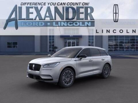 2021 Lincoln Corsair for sale at Bill Alexander Ford Lincoln in Yuma AZ
