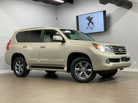 2012 Lexus GX 460 for sale at TX Auto Group in Houston TX