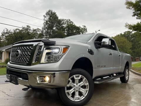 2016 Nissan Titan XD for sale at Cobb Luxury Cars in Marietta GA