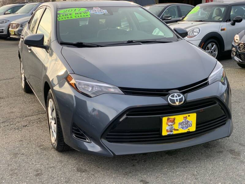 2017 Toyota Corolla for sale at Milford Auto Mall in Milford MA
