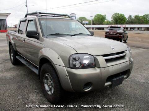2003 Nissan Frontier for sale at Gary Simmons Lease - Sales in Mckenzie TN