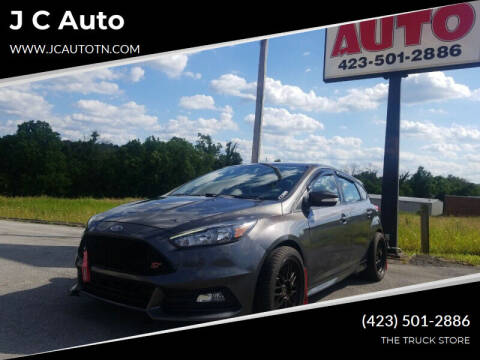 2016 Ford Focus for sale at J C Auto in Johnson City TN