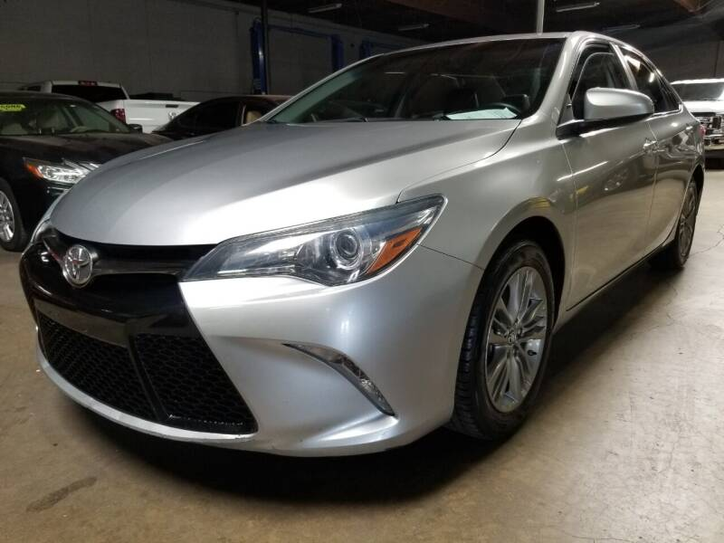 2016 Toyota Camry for sale at 916 Auto Mart in Sacramento CA
