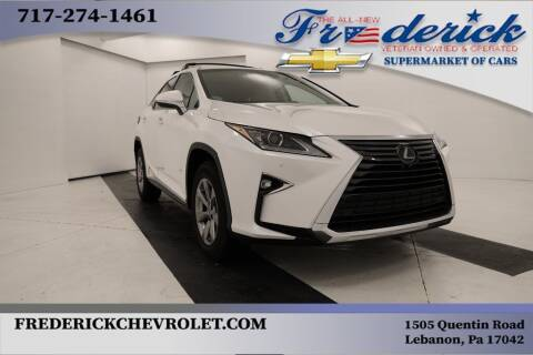 2018 Lexus RX 350 for sale at Lancaster Pre-Owned in Lancaster PA