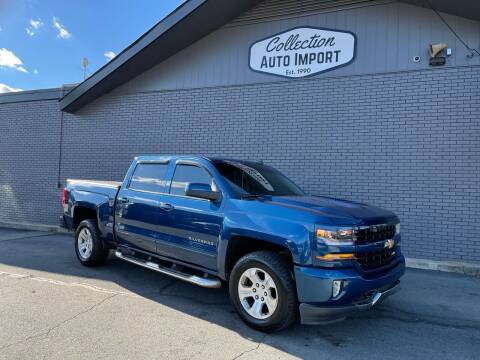 2017 Chevrolet Silverado 1500 for sale at Collection Auto Import in Charlotte NC