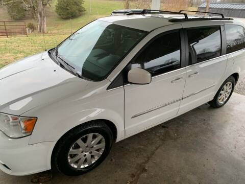2016 Chrysler Town and Country for sale at Hatcher's Auto Sales, LLC in Campbellsville KY