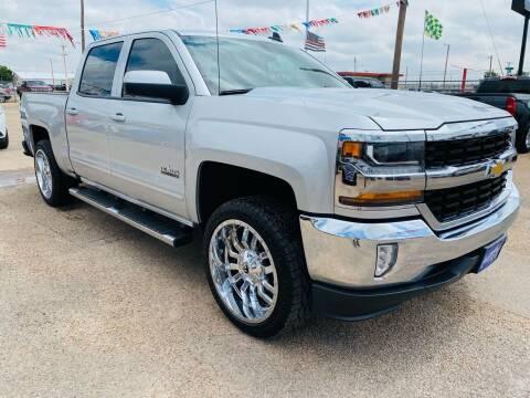 2016 Chevrolet Silverado 1500 for sale at California Auto Sales in Amarillo TX