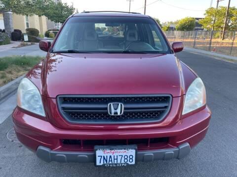 2004 Honda Pilot for sale at SACRAMENTO AUTO DEALS in Sacramento CA