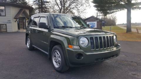 2008 Jeep Patriot for sale at Shores Auto in Lakeland Shores MN