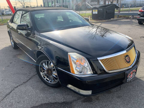 2006 Cadillac DTS for sale at JerseyMotorsInc.com in Teterboro NJ