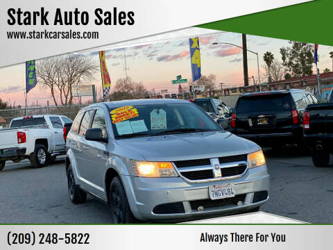 2009 Dodge Journey for sale at Stark Auto Sales in Modesto CA