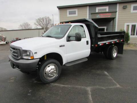 2003 Ford F-450 Super Duty for sale at NorthStar Truck Sales in St Cloud MN
