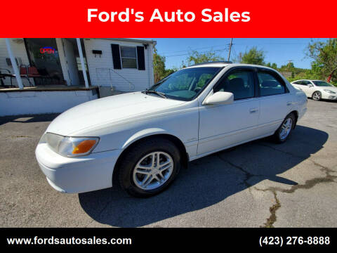 2000 Toyota Camry for sale at Ford's Auto Sales in Kingsport TN