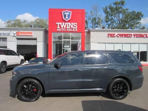 2017 Dodge Durango for sale at Twins Auto Sales Inc Redford 1 in Redford MI