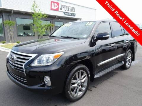 2015 Lexus LX 570 for sale at Wholesale Direct in Wilmington NC