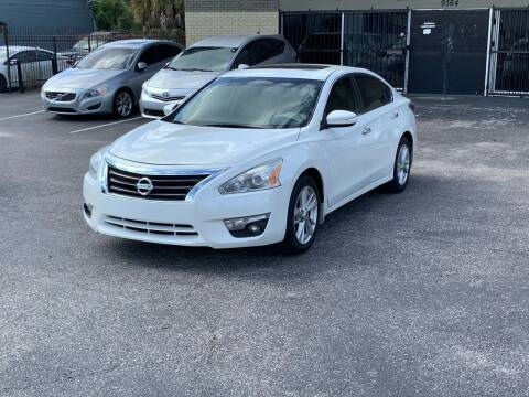 2014 Nissan Altima for sale at GREAT DEAL AUTO in Tampa FL