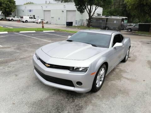 2014 Chevrolet Camaro for sale at Best Price Car Dealer in Hallandale Beach FL