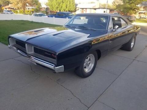 1969 Dodge Charger for sale at Classic Car Deals in Cadillac MI