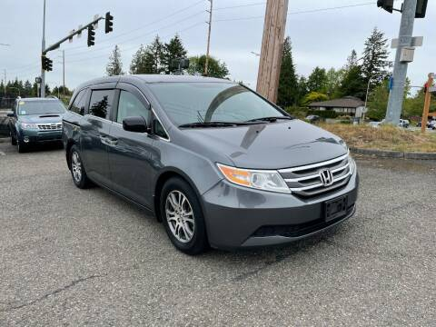 2013 Honda Odyssey for sale at KARMA AUTO SALES in Federal Way WA