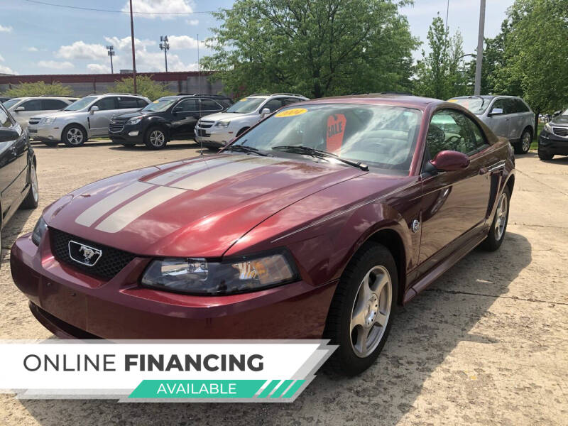 2004 Ford Mustang for sale at Cars To Go in Lafayette IN