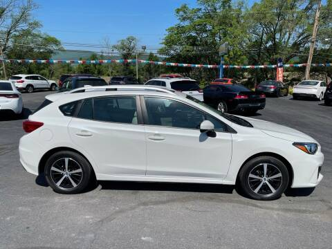 2019 Subaru Impreza for sale at MAGNUM MOTORS in Reedsville PA