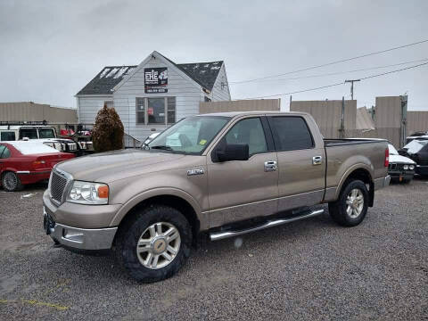 2004 Ford F-150 for sale at EHE Auto Sales in Marine City MI