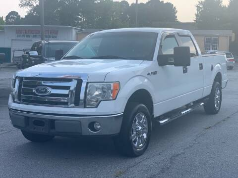 2009 Ford F-150 for sale at Luxury Cars of Atlanta in Snellville GA