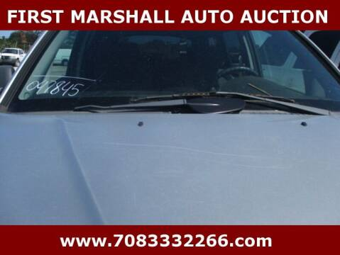2004 Mitsubishi Endeavor for sale at First Marshall Auto Auction in Harvey IL