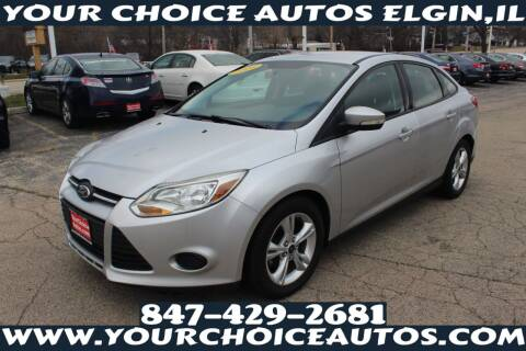 2014 Ford Focus for sale at Your Choice Autos - Elgin in Elgin IL