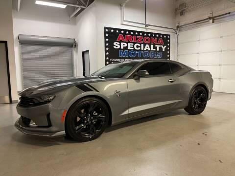 2020 Chevrolet Camaro for sale at Arizona Specialty Motors in Tempe AZ