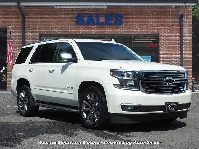 2016 Chevrolet Tahoe for sale at Michael D Stout in Cumming GA