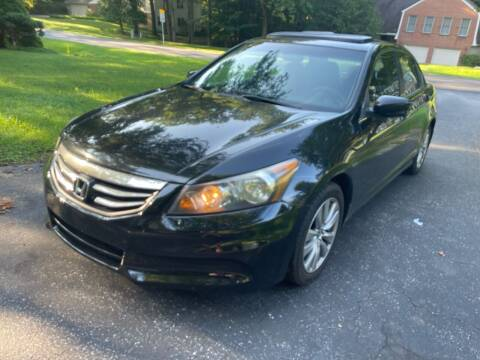 2011 Honda Accord for sale at CARDEPOT AUTO SALES LLC in Hyattsville MD
