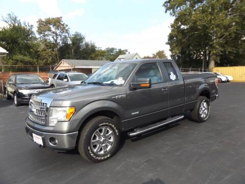 2013 Ford F-150 for sale at Goodman Auto Sales in Lima OH