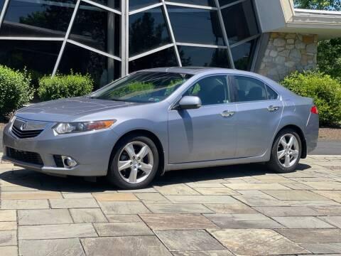 2011 Acura TSX for sale at Glacier Auto Sales in Wilmington DE