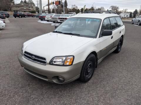 2002 Subaru Outback for sale at Progressive Auto Sales in Twin Falls ID
