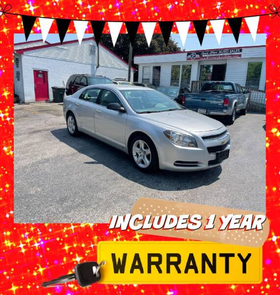 2009 Chevrolet Malibu for sale at LAUER BROTHERS AUTO SALES in Dover PA